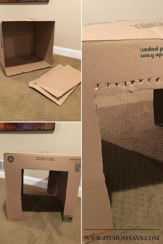 box steps 1