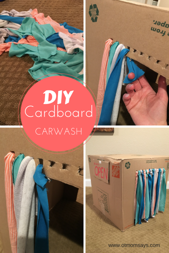 DIY carwash