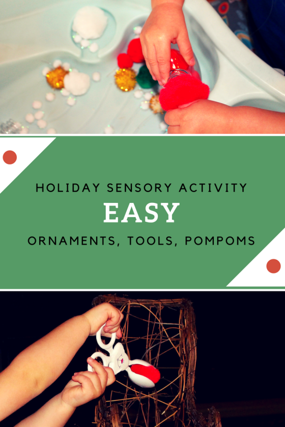HOLIDAY SENSORY ACTIVITY