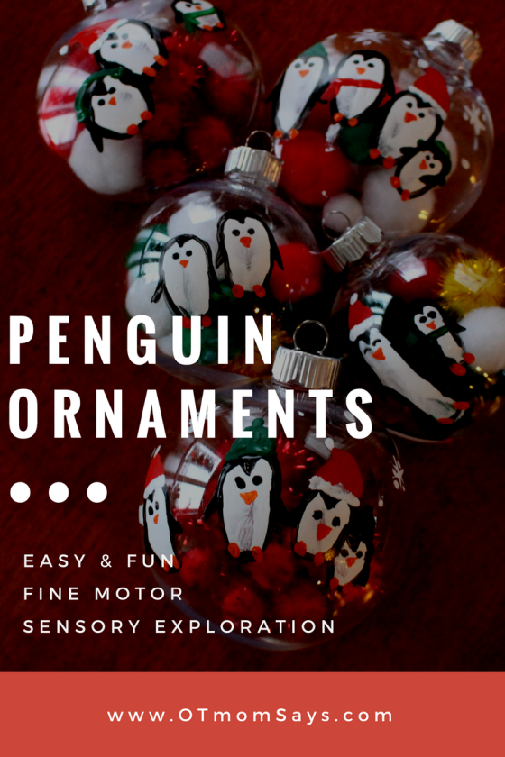 Penguin ornaments-1